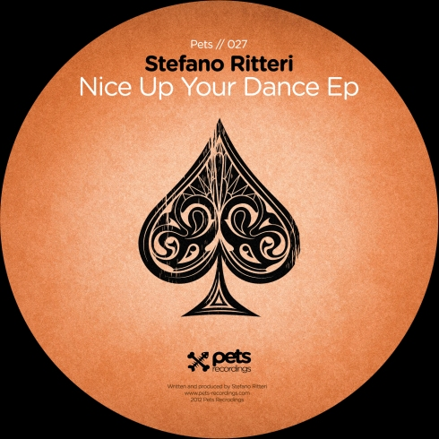 Stefano Ritteri - Nice Up Your Dance EP