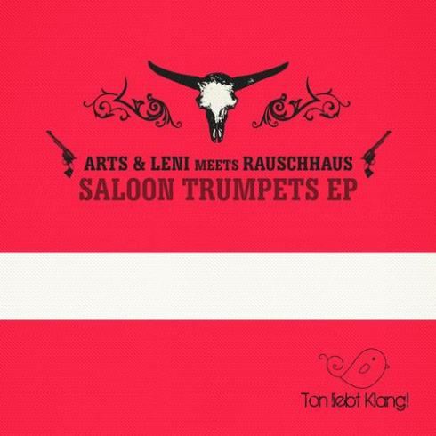 Arts and Leni Trumpet saloon