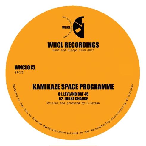 WNCL015 kamikaze space prog